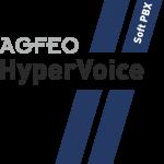 Logo HyperVoice 2D