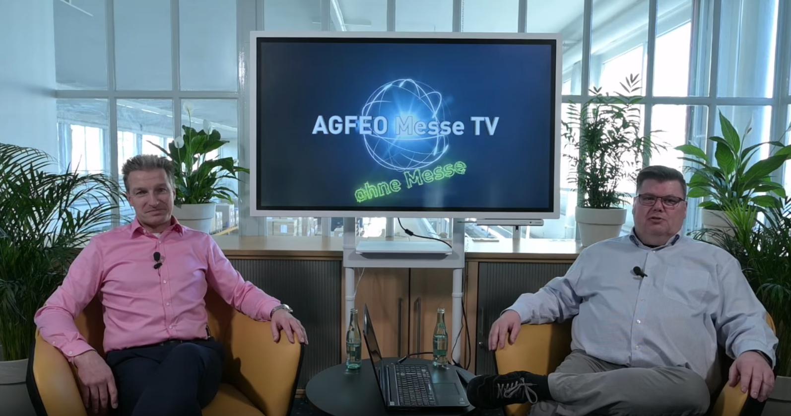 AGFEO_TV_Lars_Brückner_Frank_Riepe