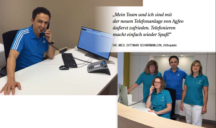 Dr. MeD. DittMar SchwäMMlein, orthopäde