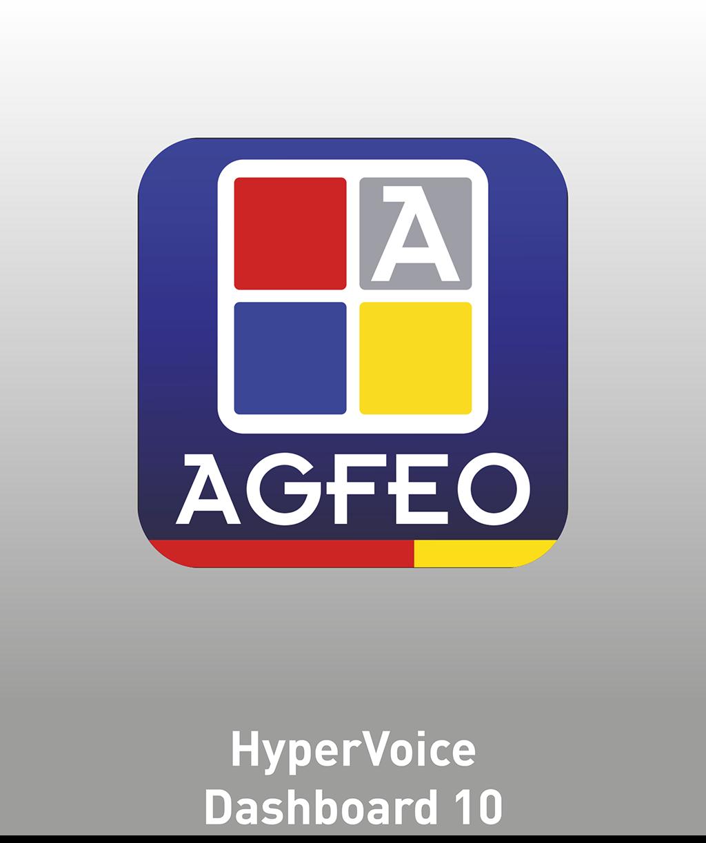 Logo HyperVoice Dashboard Lizenz